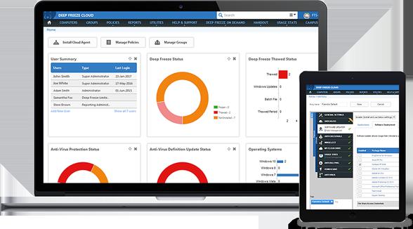 冰点云是作为软件即服务(SaaS)提供的一套产品